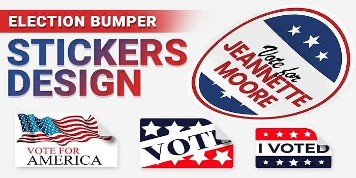 election bumper stickers