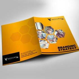 Velvet Soft Touch Presentation Folders | Premium Cardstock Paper Stock with Velvet Soft Touch Lamination Business Corporate Marketing | Print Magic