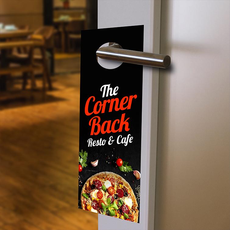 Restaurant-Door-Hangers