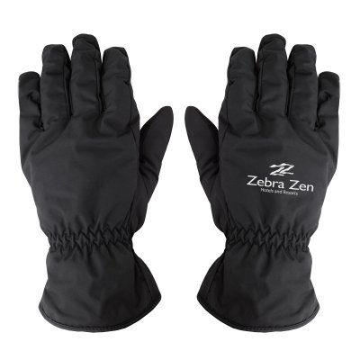 Print Custom Insulated Water-Resistant Adult Gloves | PrintMagic
