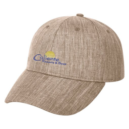 Print Custom HAMILTON HEATHERED CAP | PrintMagic