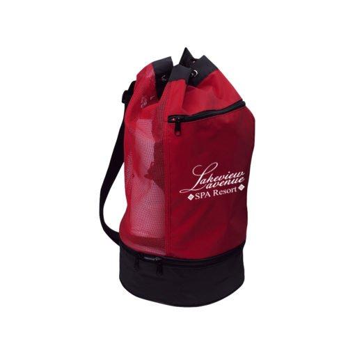 Print Custom Beach Bag With Kooler Compartment   PrintMagic