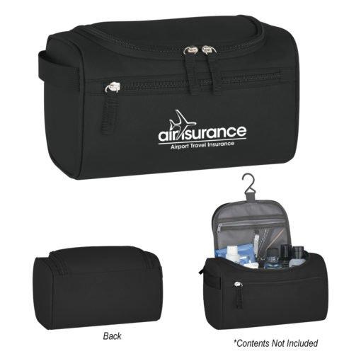 Print Custom Deluxe Travel Toiletry Bag   PrintMagic