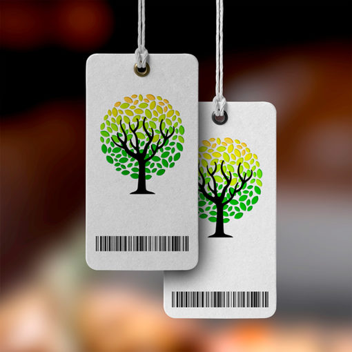Raised Spot UV Hang Tags | Add a raised texture that is irresistible to touch And Create an elevated feel with an embossed finish | PrintMagic