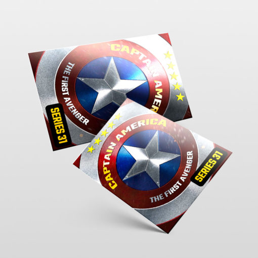 Pearl Metallic Trading Cards | Create sports-based marketing print products And Make long-lasting collectibles that create interest | PrintMagic