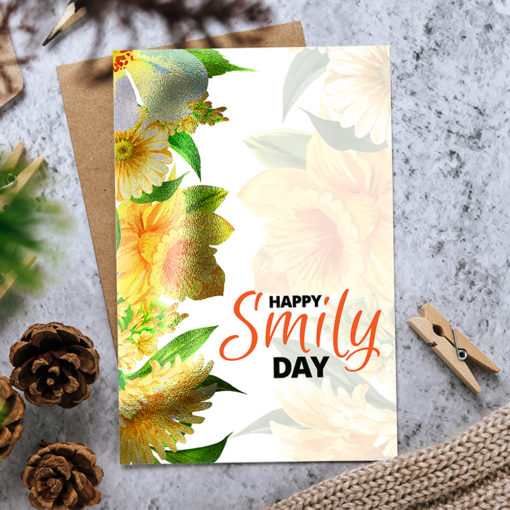 akuafoil greeting cards, aquafoil greeting cards, multi-color foil,
